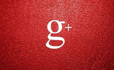 Google+ fait désormais partie du coeur de Google Apps for Work | Référencement internet | Scoop.it