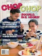 Chop Chop Magazine - Family Cooking Magazine in Spanish! | Viva el Español | Scoop.it