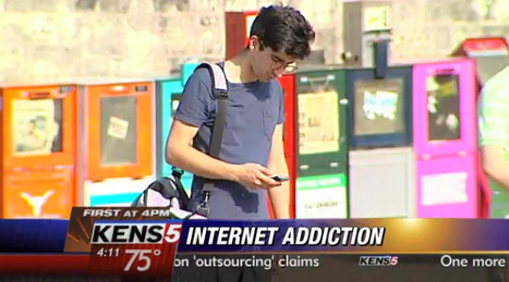 Technology-crazy: Are we setting our kids up for future addiction?   Healthcare Continuing Education   Scoop.it