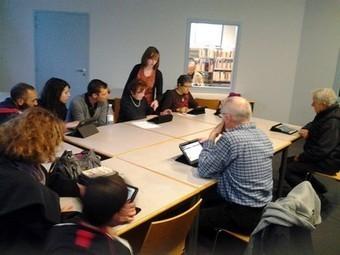 Ateliers découverte «Tablettes Numériques» à Albi | TabEnBib | tablettes_en_mediatheque | Scoop.it