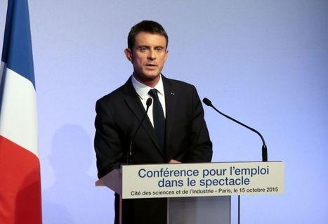 Culture: Valls dote un fonds pour l'emploi et se fait légèrement chahuter par la CGT - Libération | Veille économie et politiques culturelles, Spectacle | Scoop.it