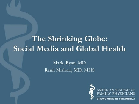 Twitter In Medical Education | Healthcare updates | Med Comms | Scoop.it