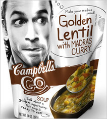 MediaPost Publications Campbell's Go Soups Add Zing For Millennial Palates 11/14/2012 | Psychology of Consumer Behaviour | Scoop.it