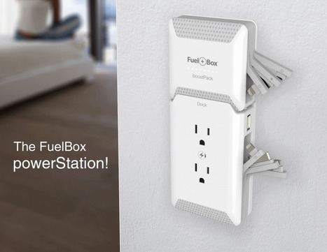 FuelBox powerStation is an Incredibly Useful Charging Device! | bradkerkostka | Scoop.it