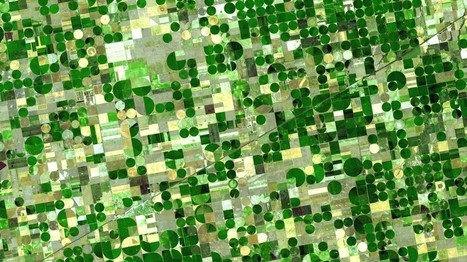 From 310 Miles Above the Earth, Satellites Weigh Groundwater Lost to Irrigation — NOVA Next   PBS   The Water-Energy-Food Nexus + Climate Change   Scoop.it
