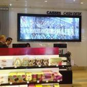 Brightsign equips CDG airport with 110 digital signage players - Professional Audio, Video & Lighting Technology News | Installation – Online & In Print | The Meeddya Group | Scoop.it