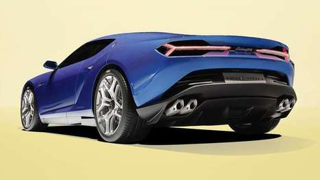 Lambo: the big questions the new boss must answer | AmisCar world of cars online | Scoop.it