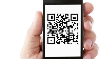 LevelUp, un QR code personnalisé pour payer avec son mobile | Geeks | Scoop.it