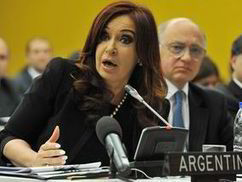 Argentina President labels Britain 'cowards' on anniversary of General Belgrano sinking | The Indigenous Uprising of the British Isles | Scoop.it