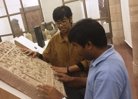 On International Museum Day, Making Indian Museums Accessible To Visually Impaired | Artinfo | ICOM network news - Actualités du réseau de l'ICOM | Scoop.it