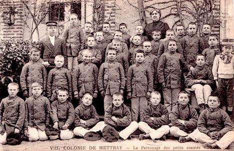 Au sujet des décès des enfants de la colonie de Mettray | Histoire pénitentiaire et Justice militaire | Nos Racines | Scoop.it