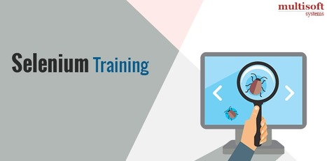 The Best Way to Learn is Hands-on; Stop-by to Know More about Our Selenium Training | industrial training | Scoop.it