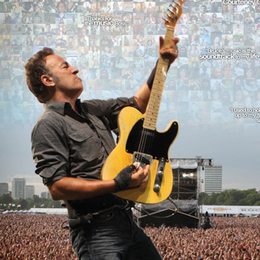 Watch 'Springsteen & I' Director Live Q&A - Rolling Stone | Bruce Springsteen | Scoop.it