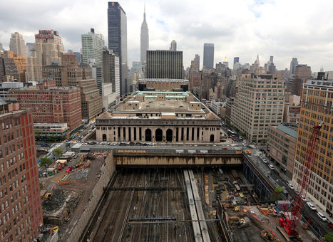 Penn Station-Madison Square Garden Report Needs Rethinking | High tech and art in the school. | Scoop.it
