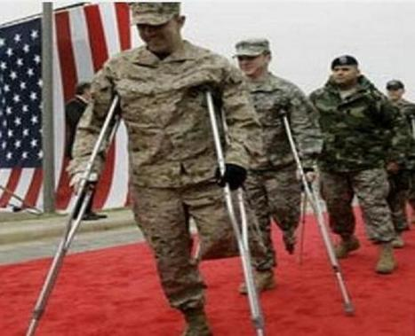 Suffolk Veteran Sales | HELP JUST ONE DISABLED AMERICAN VETERAN HERO | Scoop.it