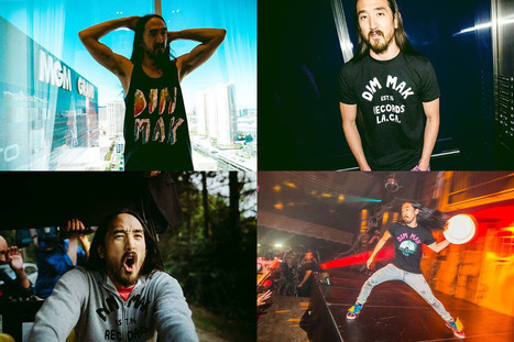Steve Aoki - Time to Jump! | Music for your NBE Musings - Nothing But Excellence | Scoop.it