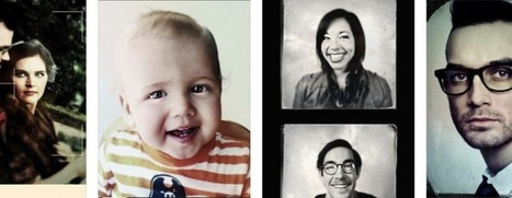Hipstamatic's TinType Photo App Harks Back to the 1800s | MarketingHits | Scoop.it