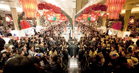 Black Friday isn't the future: The tech is here to make big sales obsolete   INTRODUCTION TO THE SOCIAL SCIENCES DIGITAL TEXTBOOK(PSYCHOLOGY-ECONOMICS-SOCIOLOGY):MIKE BUSARELLO   Scoop.it