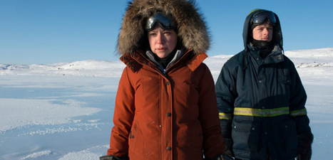 Cineplex News - Tatiana Maslany and Dane DeHaan talk their arctic romance Two Lovers and a Bear by Adriana Floridia on October 13, 2016   The Arctic Circle   Scoop.it
