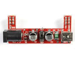 Breadboard Power Supply Module 5V/3.3V For Arduino (No Breadboard) good | Raspberry Pi | Scoop.it