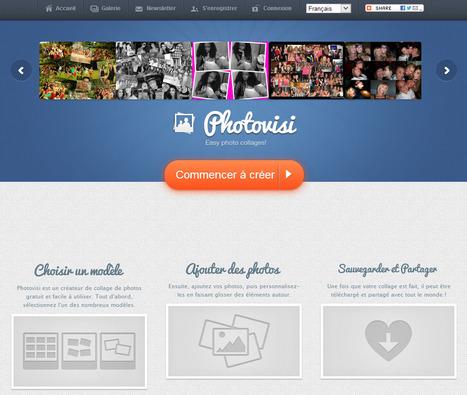 Photovisi - Photo Collage Maker | lärresurser | Scoop.it
