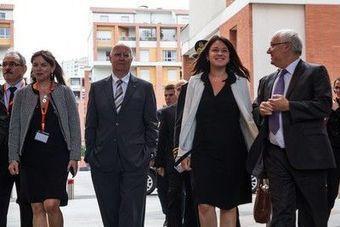 La ministre de l'Artisanat, du Commerce et du Tourisme à Toulouse | tourisme industriel | Scoop.it