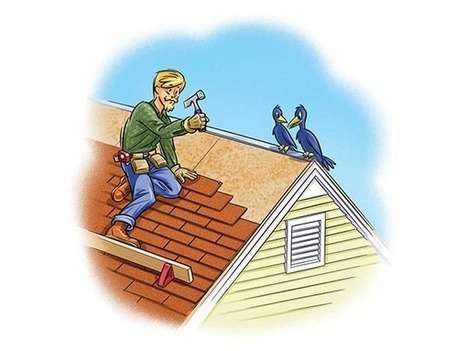 Eco-Friendly Roofing Options - Green Homes - MOTHER EARTH NEWS | Sports Facility Management | Scoop.it