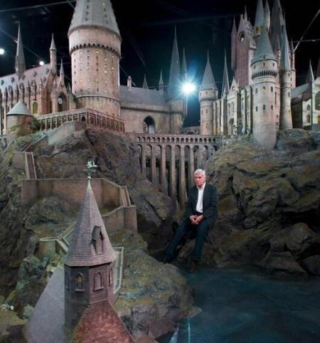 Tweet from @AtrasDeEscenas | Harry Potter | Scoop.it