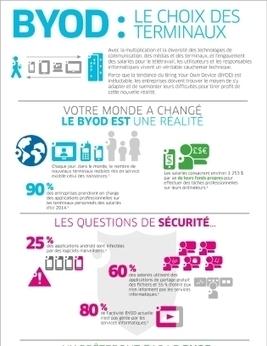 BYOD: le choix des terminaux | Entretiens Professionnels | Scoop.it