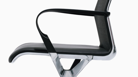 A Chair That Helps You Concentrate, By Adjusting To Micro-Movements - Co.Design | shubush design & wellbeing | Scoop.it
