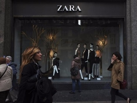 Zara has 'the best business model in apparel' — and traditional retailers are scrambling | Fashion Technology Designers & Startups | Scoop.it