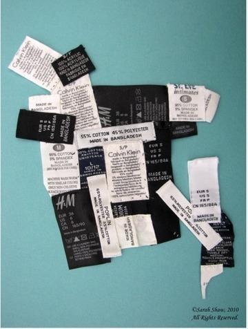 Les étiquettes « Made in Bangladesh » | DailyELLE | Mes coups de coeur mode (si possible pour enfants) | Scoop.it