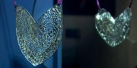 La dentelle se fait bijou au Musée des Beaux-Arts d'Alençon   Coups de coeur !   Scoop.it