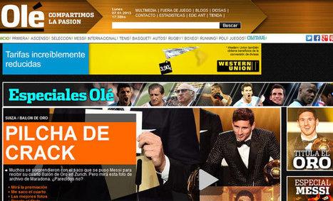 La prensa mundial se rinde a Leo Messi - Fotogalería - MARCA.com | BALON D'OR 2012 | Scoop.it