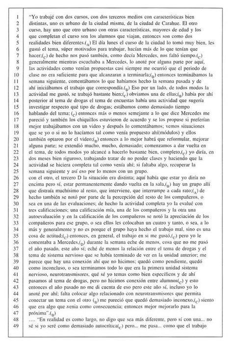 Estudios pedagógicos (Valdivia) - INVESTIGACIÓN CUALITATIVA EN EDUCACIÓN: HACIA LA GENERACIÓN DE TEORÍA A TRAVÉS DEL PROCESO ANALÍTICO | Metodología de la InvestigaciónEDUC | Scoop.it