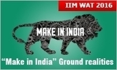 "WAT 2016: ""Make in India"" Ground realities; India leaps to surpass China 