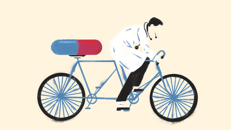 Should Doctors And Drugmakers Keep Their Distance? | Co-creation in health | Scoop.it