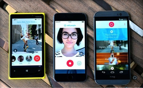Quick App Review: Skype's Qik Video Messaging App | Technology News | Scoop.it