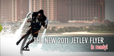 Jetlev Flyer | akialam_revue de presse | Scoop.it