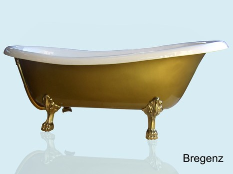 Recreate the Appearance of Your Bathroom with Iron Baths | Baths Vanities | Scoop.it