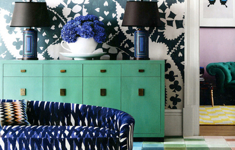 HGTV's June 2013 Color of the Month | Best of Interior Design | Scoop.it