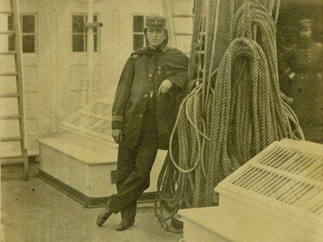 A New Addition to #MyDaguerreotypeBoyfriend Is the Civil War's Most Daring Naval Officer | Fotografía  Historia  Archivo | Scoop.it