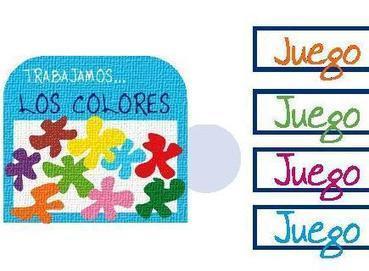 Trabajamos los colores | Proyectos colaborativos para desarrollar la competencia lectora en Educación Infantil a través de las TIC | Scoop.it