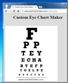 Best Digital Eye Chart Generators For Testing Visual Acuity | PowerPoint Presentation | Optical Office Helpers | Scoop.it