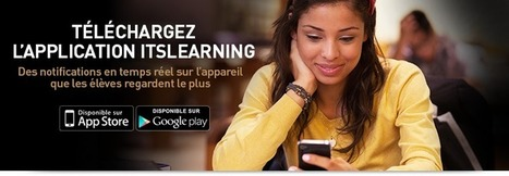 Téléchargez l'application itslearning aujourd'hui | ENT | Scoop.it