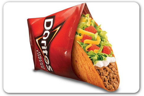 Taco Bell fends off claim that interns created the Doritos taco | Employee Relations in Public Relations Professions | Scoop.it