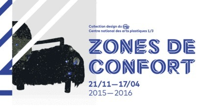 Galérie Poirel | Zones de confort | design exhibitions | Scoop.it