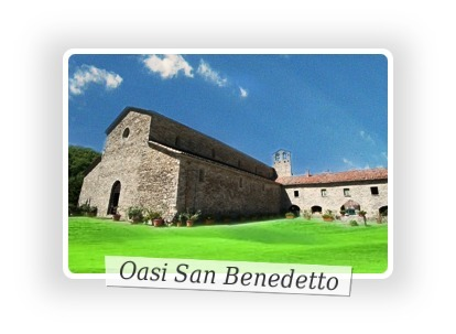 Oasi San Benedetto - Lamoli di Borgo Pace PU Le Marche | Le Marche Properties and Accommodation | Scoop.it