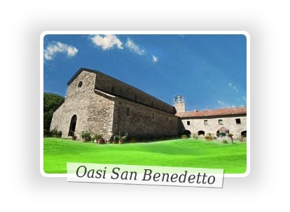 Oasi San Benedetto - Lamoli di Borgo Pace PU Le Marche | Le Marche another Italy | Scoop.it