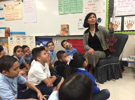How Dual Language Learning Could Help Curb Education Inequality | ¡CHISPA!  Dual Language Education | Scoop.it
